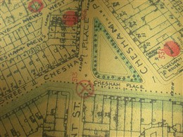 Photo:Bomb Map: 20 Chesham Place