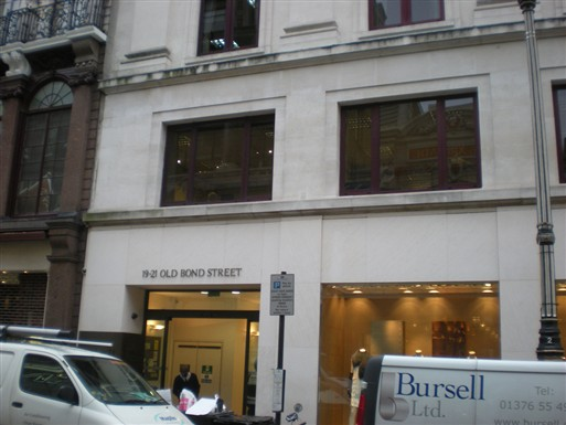 Photo:21 Old Bond Street, 2012