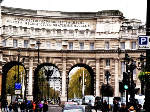 Photo:Admiralty Arch today