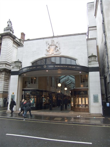 Photo:Burlington Arcade, 2010