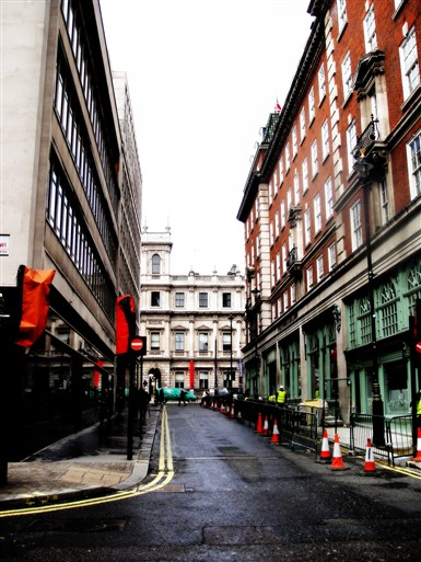 Photo:Duke Street St James's looking towards Piccadilly, 2012