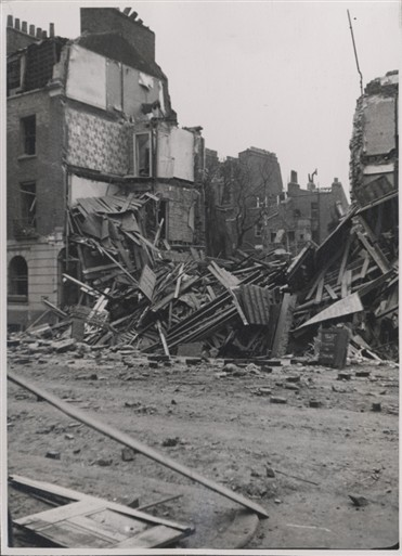 10 11 may 1941 the worst raid bomb incidents west for 11 westmoreland terrace