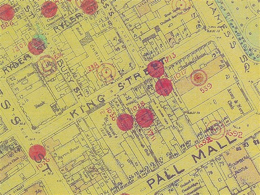 Photo:Bomb Map: King Street