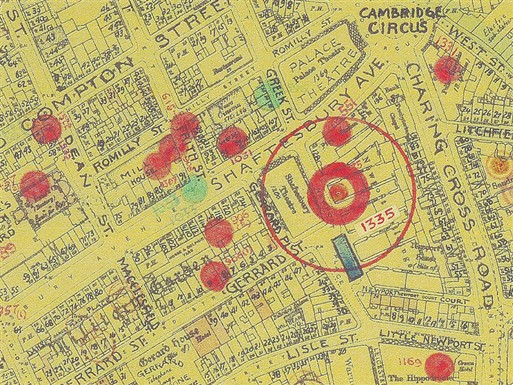 Photo:Bomb Map: Old Compton/Dean Streets