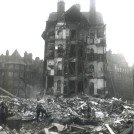 Photo:Turner Buildings, Herrick Street, 11 May 1941